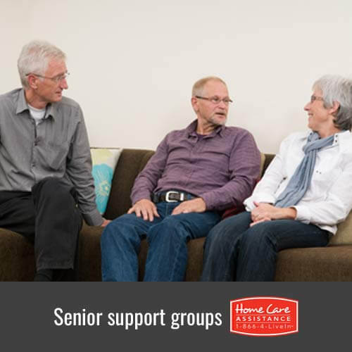 The Importance of Elderly Support Groups in The Grand Strand, SC