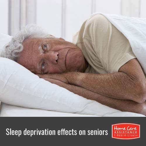 How Sleep Deprivation Affects the Elderly in The Grand Strand, SC