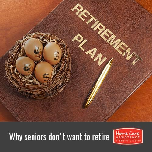 Why Your Senior Loved One Doesn't Want to Retire in The Grand Strand, SC