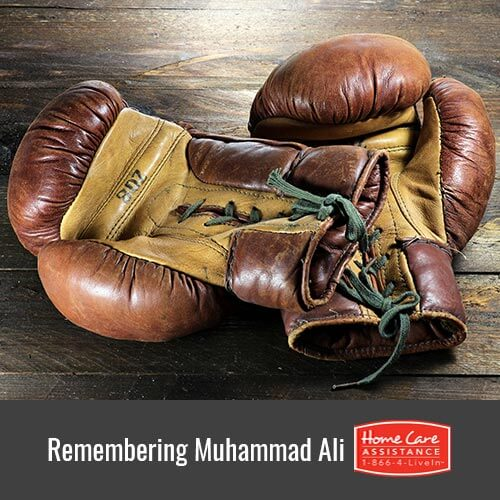 Honoring the Life of Champion Muhammad Ali in The Grand Strand, SC