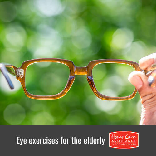 4 Easy Eye Exercises for Seniors in The Grand Strand, SC