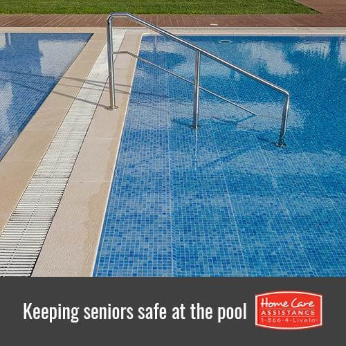 How to Keep Seniors Safe at the Pool in The Grand Strand, SC