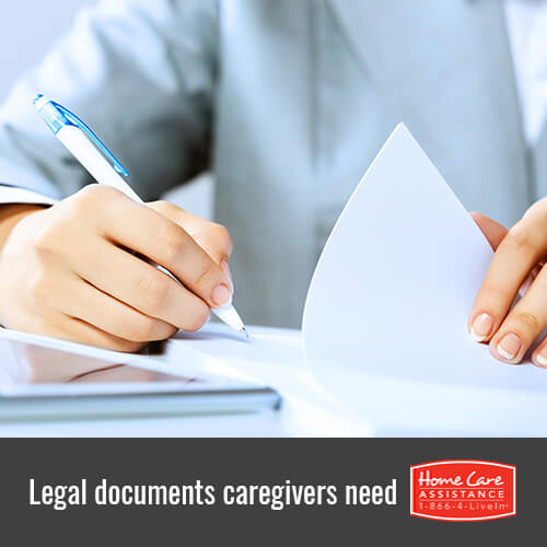 Essential Legal Documents Every Family Caregiver Needs in The Grand Strand, SC