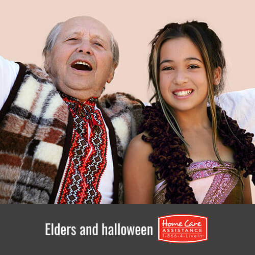 Ways For Elderly With Physical Disabilities To Play Halloween Games in Grand Strand, SC