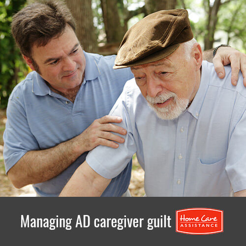How Alzheimer's Caregivers Can Deal with Their Guilt in Grand Strand, SC