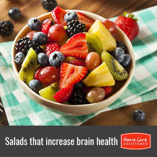 Salads That Are Healthy for the Brain in Grand Strand, SC