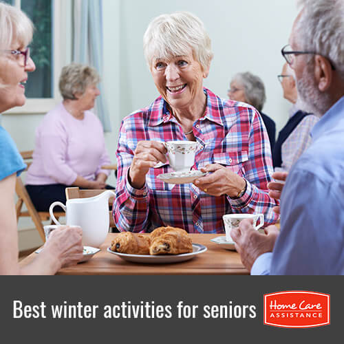 Fun Winter Activities for Seniors in Grand Strand, SC