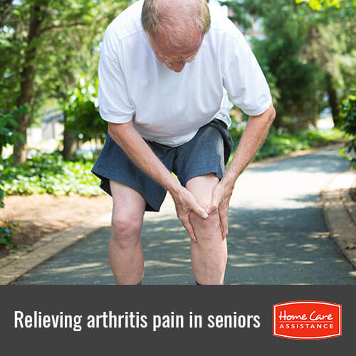 Ways to Relieve Arthritis Pain in Seniors This Winter in Pawleys Island, SC