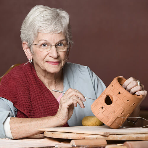 Art Classes for Elders in Grand Strand, SC